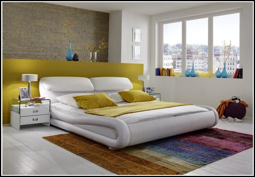 Bett Weiß 140 Cm