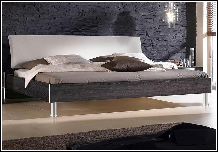 Bett Weiß 200×200 Cm