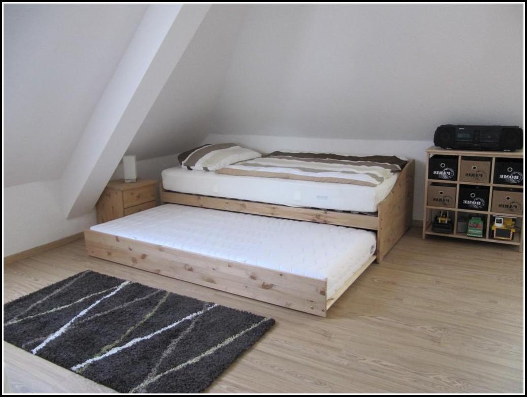 Bett Zum Ausziehen Gleiche Höhe