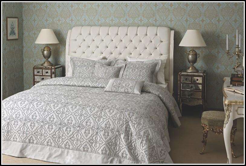 Bettberwurf Grau