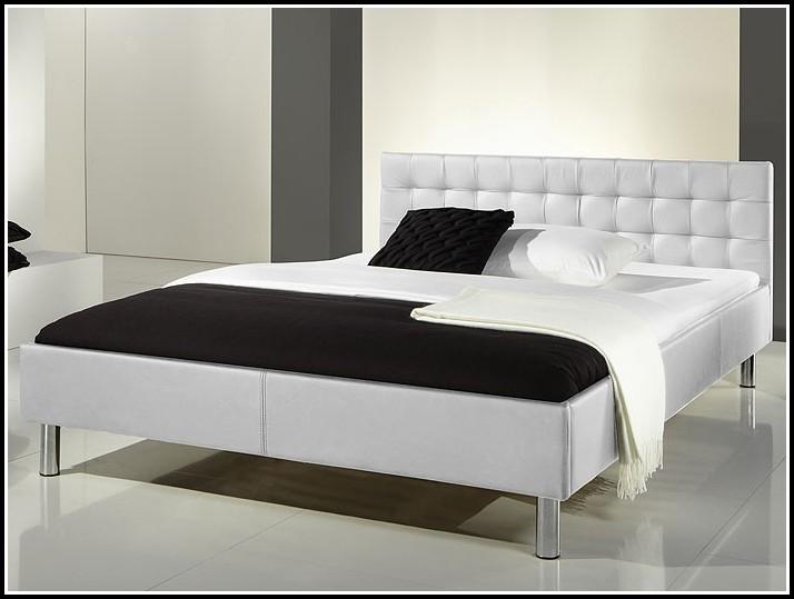 Betten 140×200 Weiß Poco