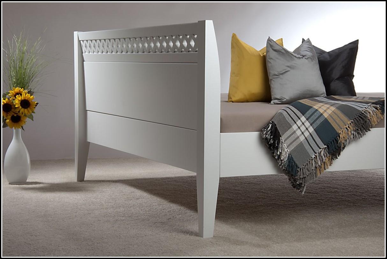 Betten Im Landhausstil Weiß