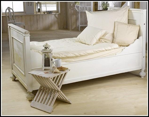 Betten Im Landhausstil Weiss
