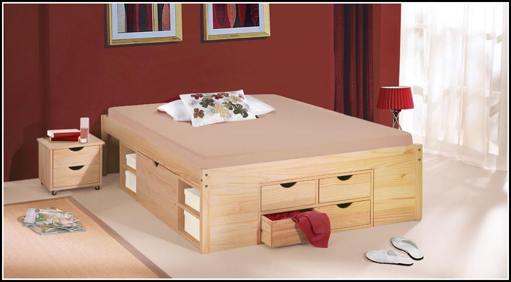 Betten Mit Stauraum Selber Bauen