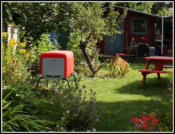 Bienen Halten Im Garten Erlaubt