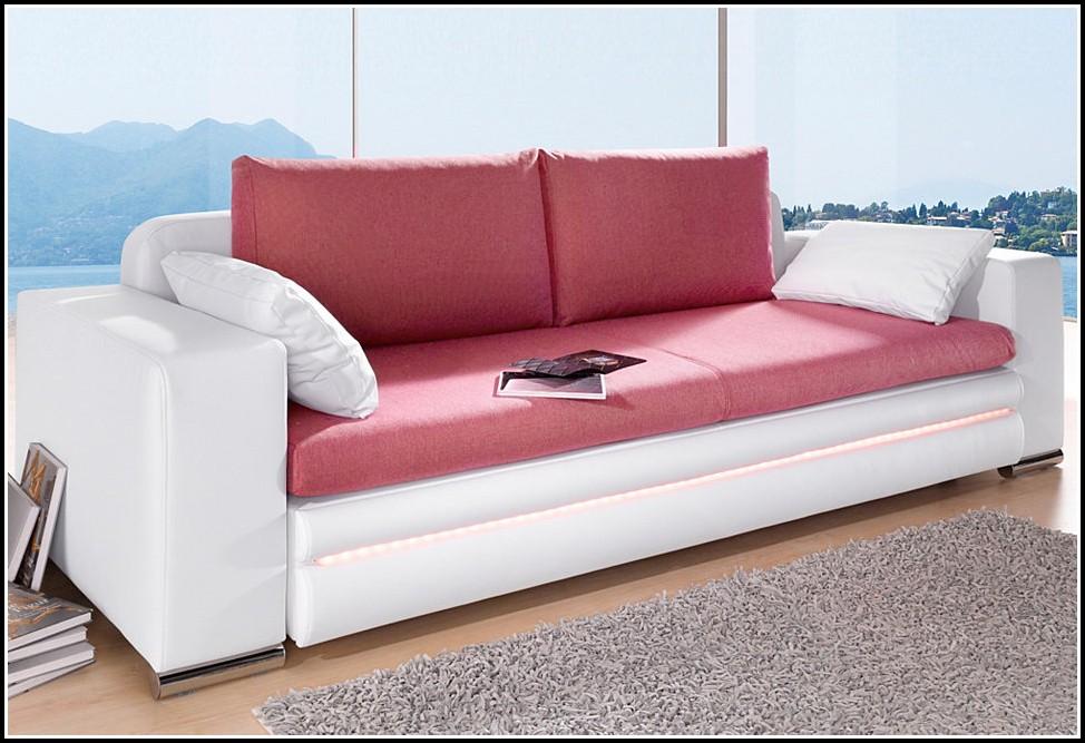 Big Sofa Mit Beleuchtung