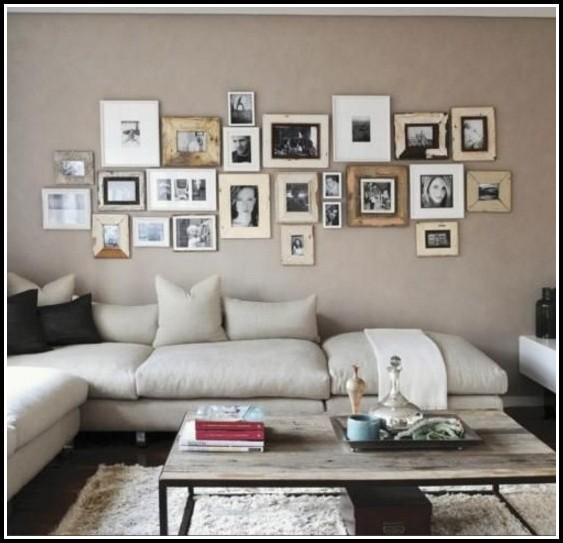 Bilder Im Wohnzimmer Aufhängen
