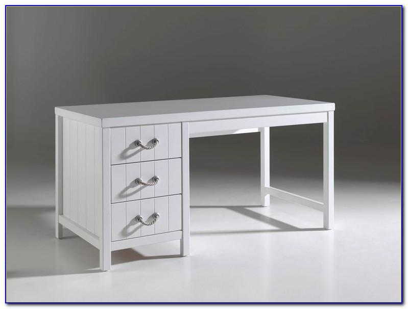 Billiger Schreibtisch Weiß