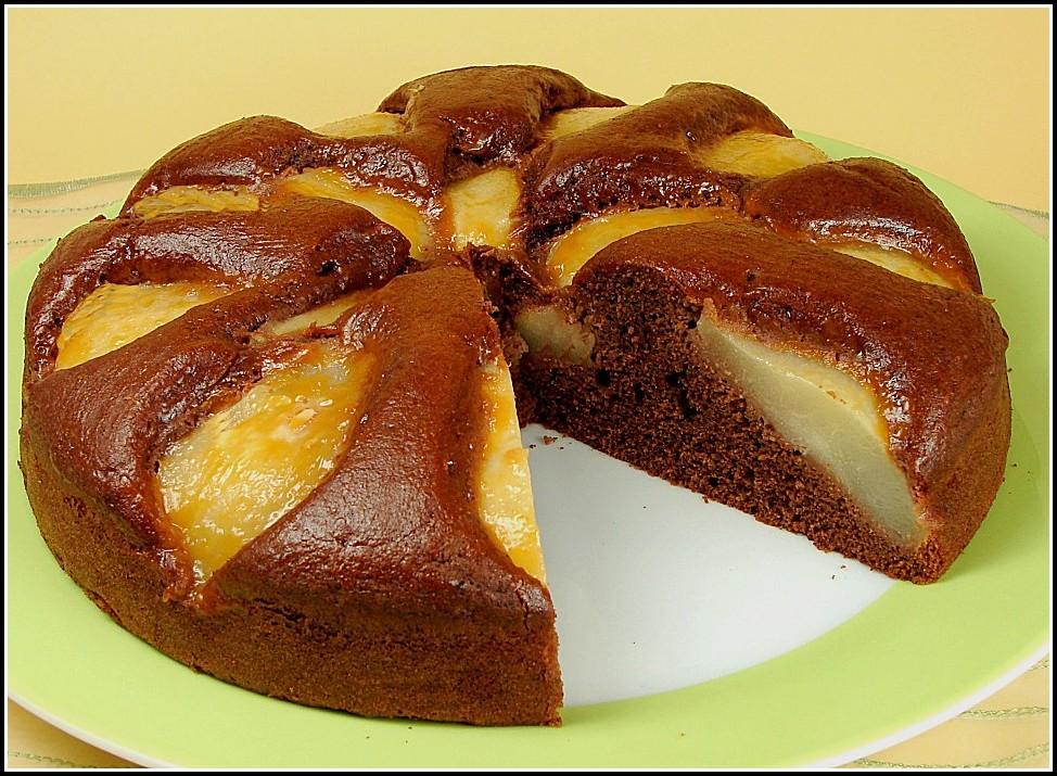 Birnen Kuchen Rezept