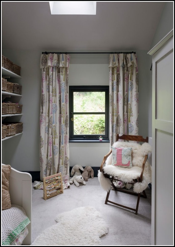 Blickdichte Vorhänge Kinderzimmer