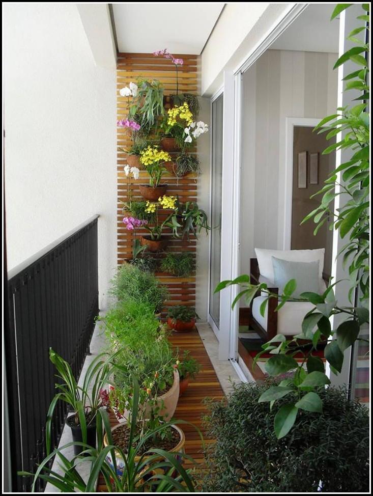 Blumen Für Den Balkon Im Sommer