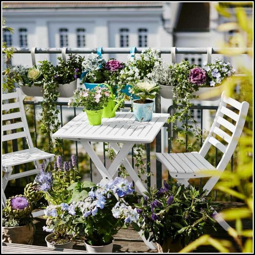 Blumen Für Den Schattigen Balkon