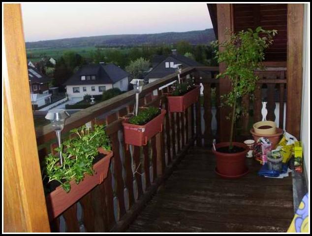 Blumenksten Balkon