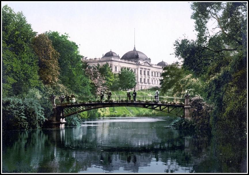 Botanischer Garten Hamburg Wandsbek