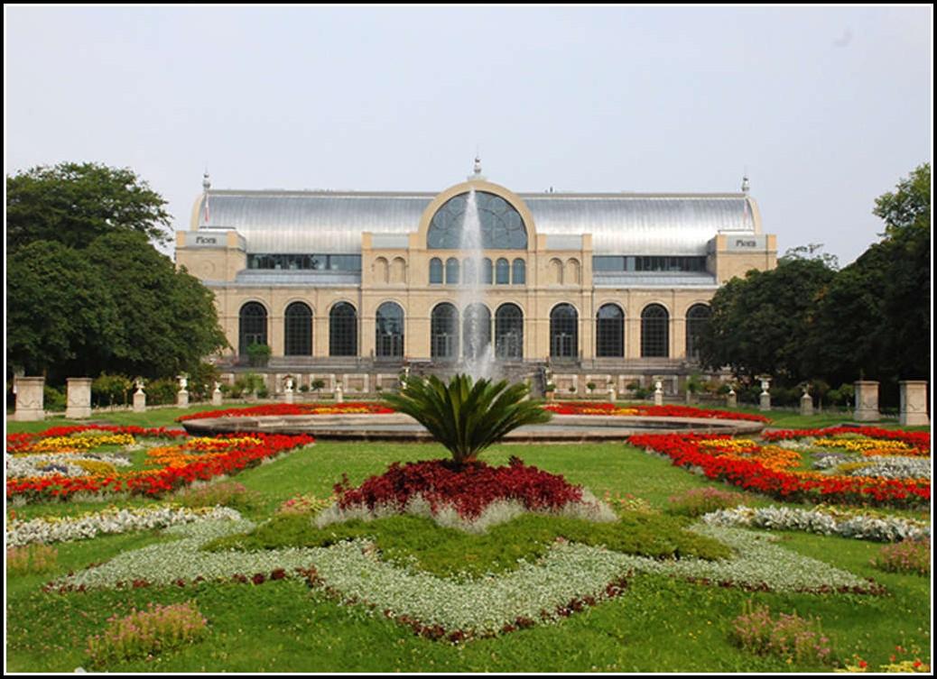 Botanischer Garten Köln Riehl