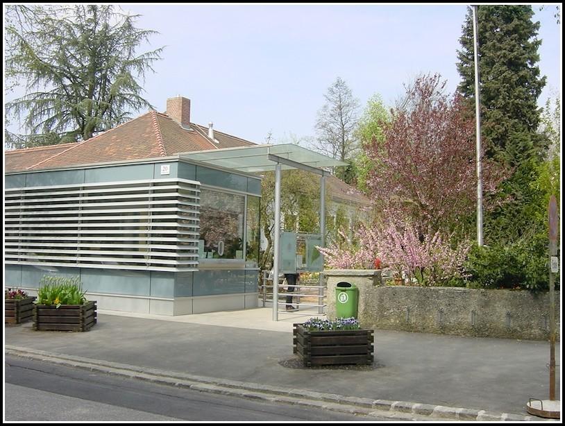 Botanischer Garten Linz Cafe