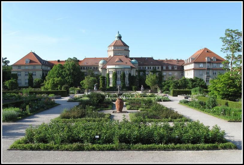 Botanischer Garten München öffnungszeiten