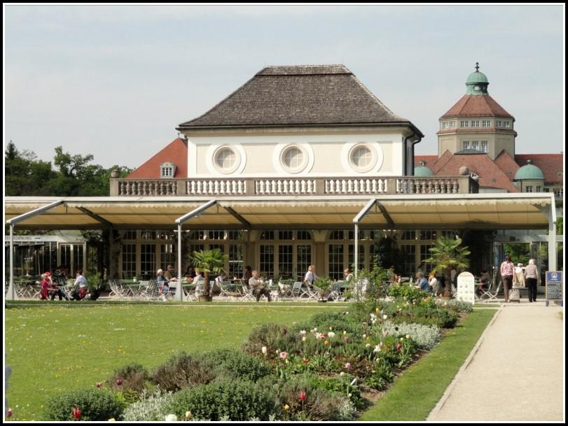 Botanischer Garten München Hunde