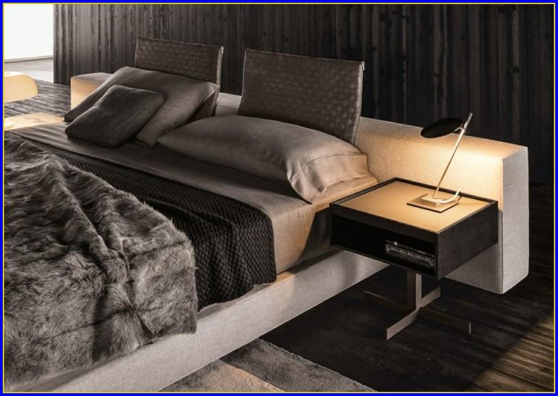 Boxspring Bett Mit Nachttisch