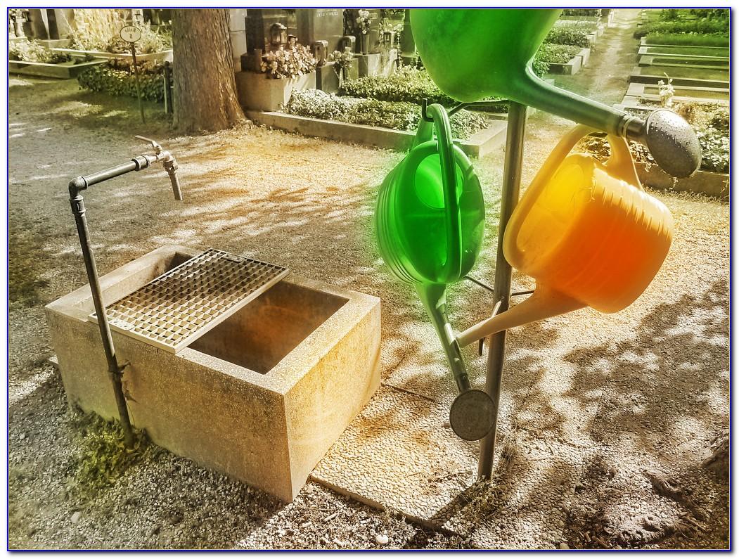 Brunnen Wasserhahn Messing