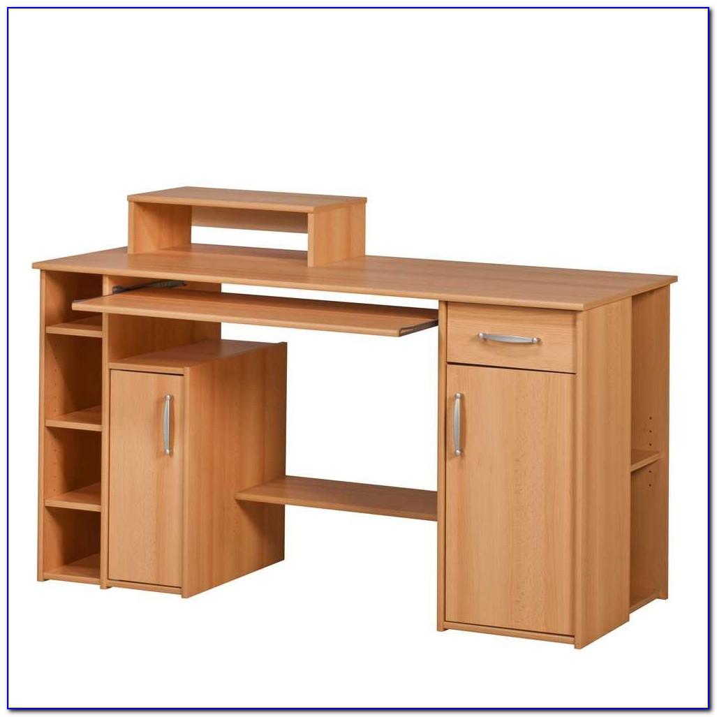 Buche Schreibtisch Ikea