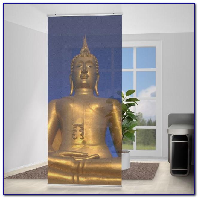 Buddha Vorhang