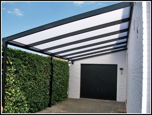 Carport Terrasse Couverte