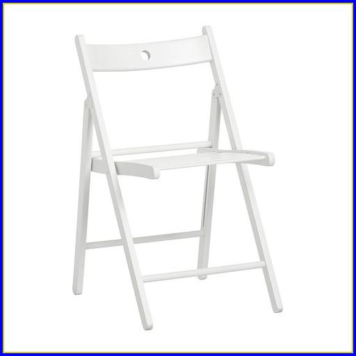 Chaise Pliante Blanc Ikea