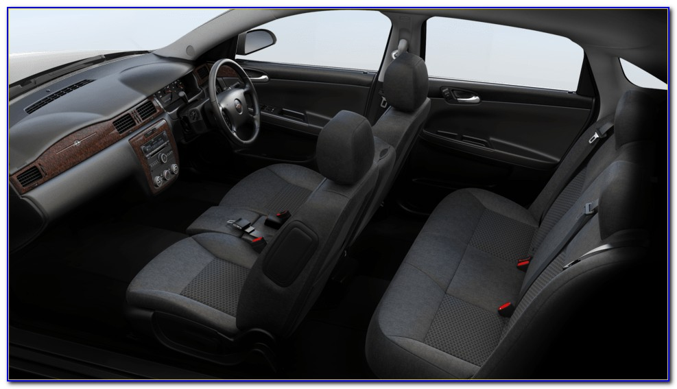Chevrolet Impala Bench Seat