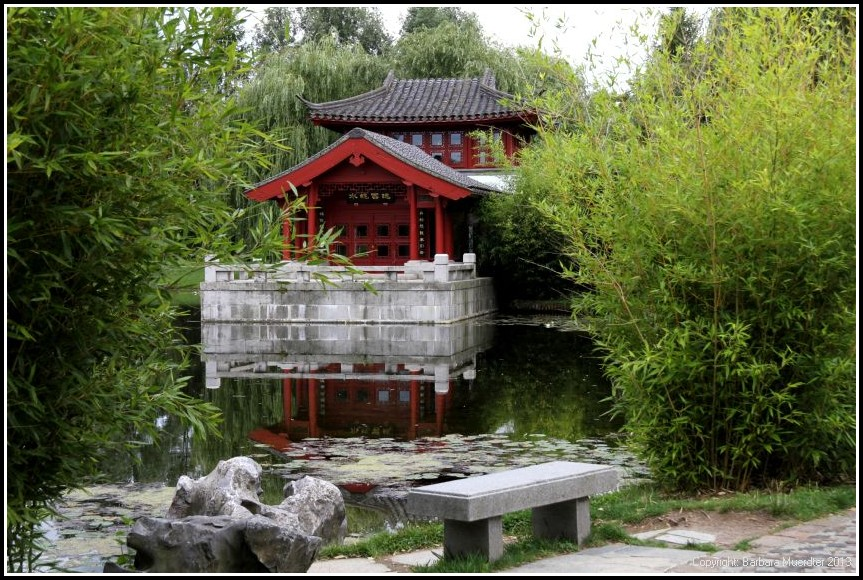 China Garten Berlin