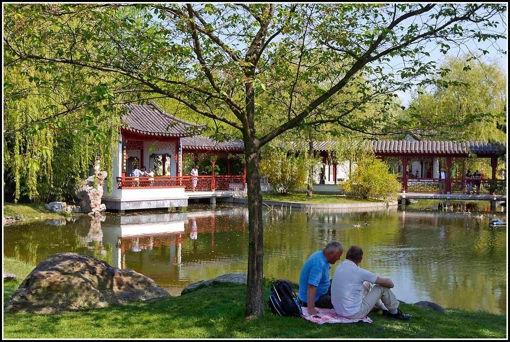 Chinesische Garten Berlin Adresse