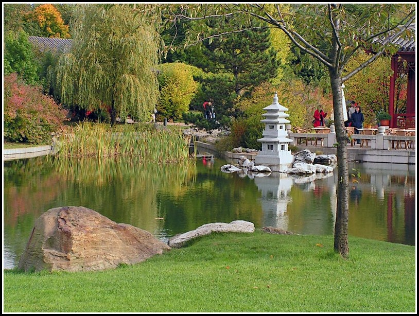 Chinesische Garten Berlin Marzahn