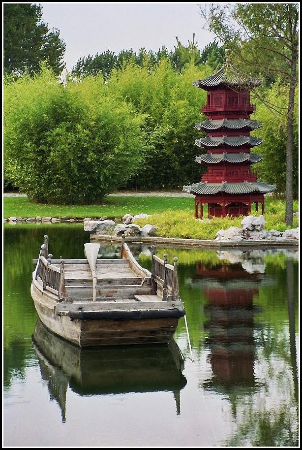 Chinesischer Garten Berlin Adresse