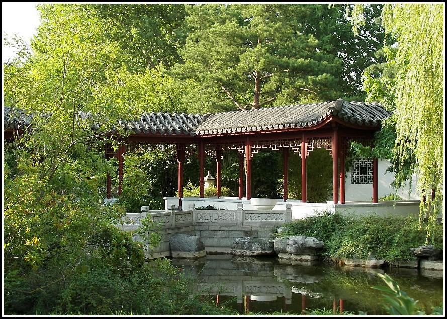 Chinesischer Garten Berlin Anfahrt