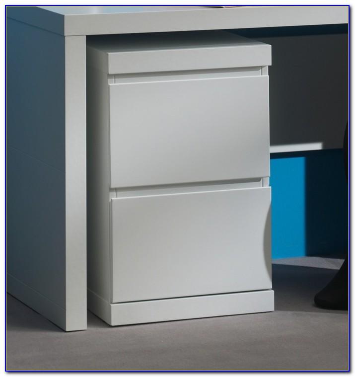 Container Schreibtisch Metall
