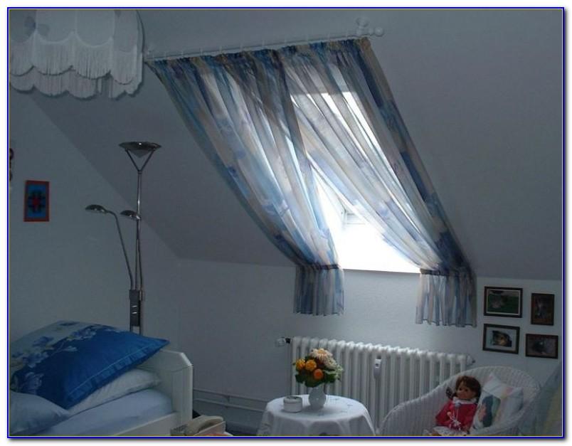 Dachfenster Vorhang Selber Machen