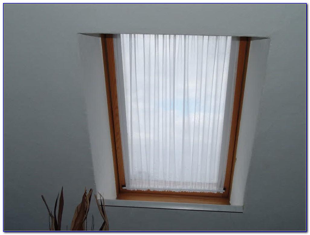 Dachfenster Vorhang Selber Nähen