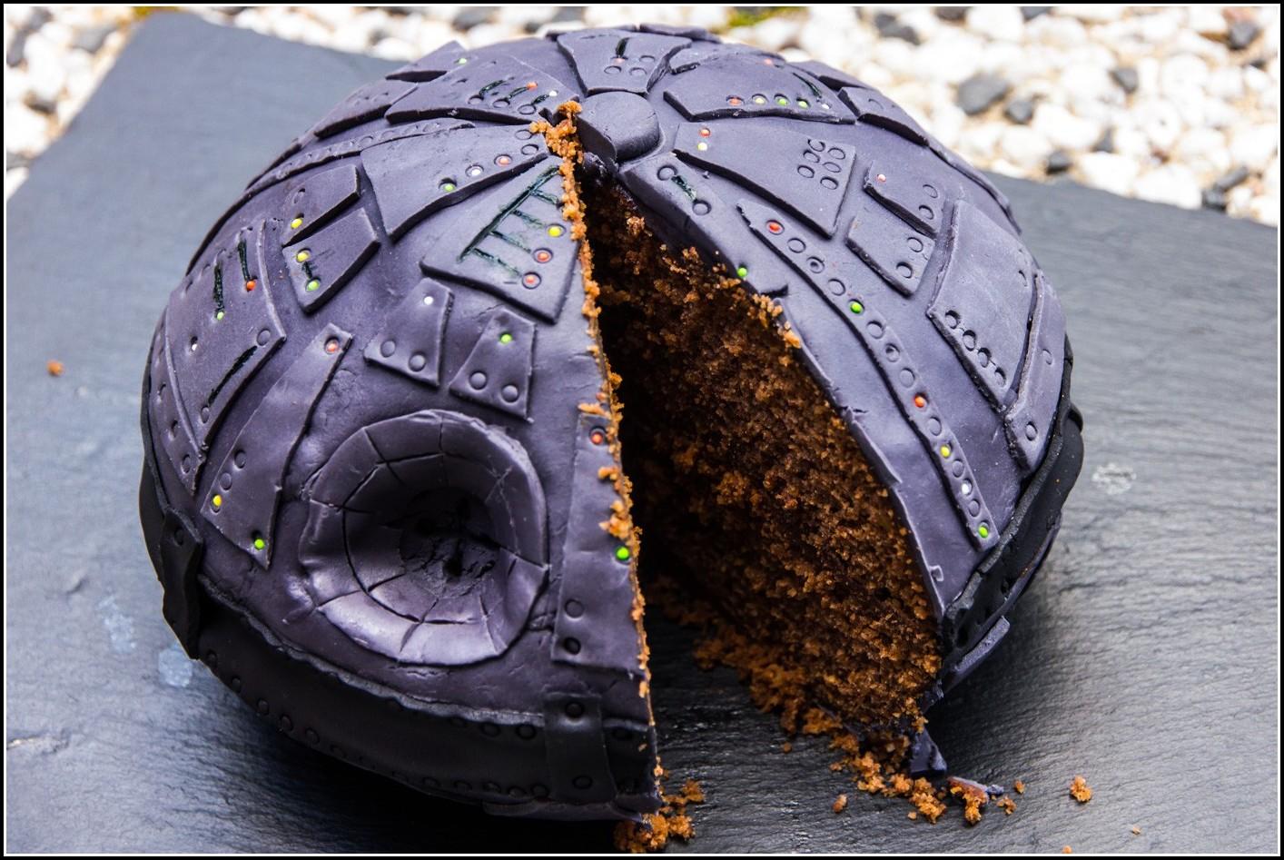 Darth Vader Kuchenform Rezept
