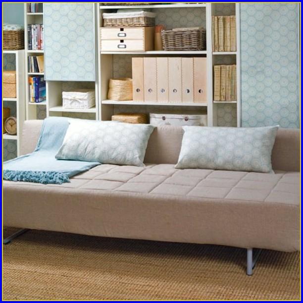 Das Echte Bett Im Sofa
