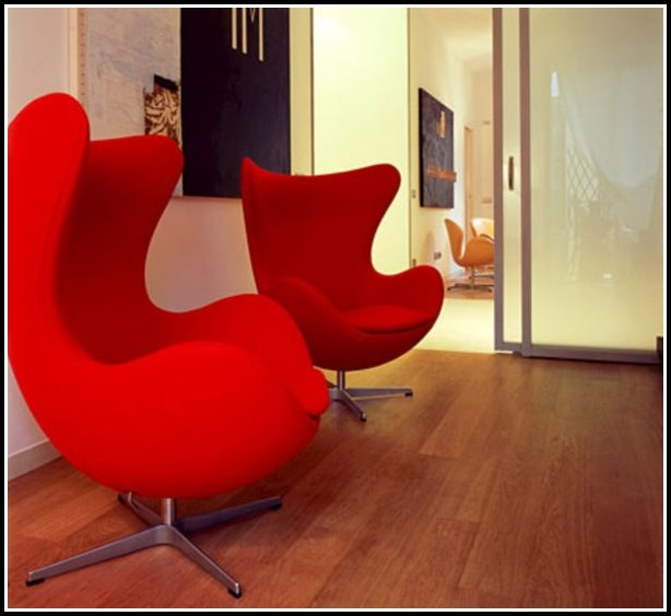 Das Ei Sessel Arne Jacobsen