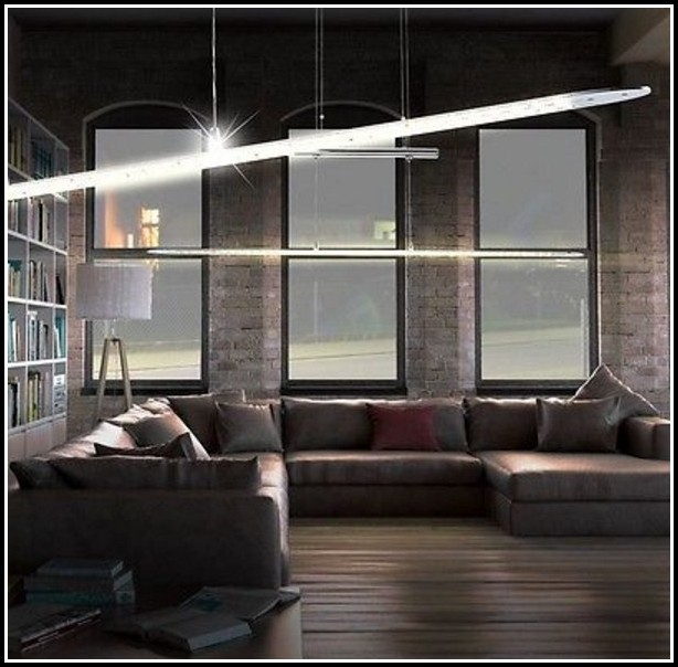 Deckenbeleuchtung Wohnzimmer Led