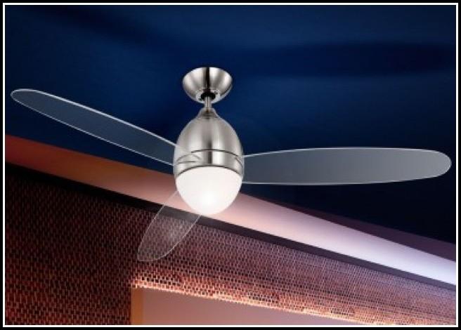 Deckenventilator Mit Led Licht Und Fernbedienung