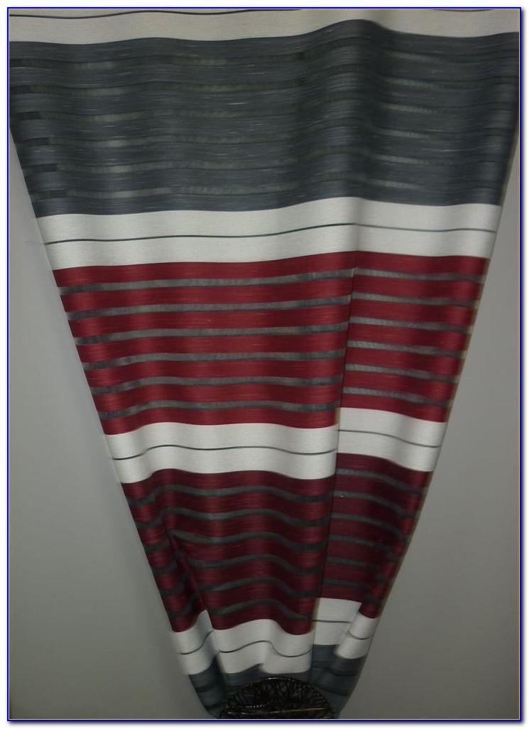 Deko Vorhang Bambus