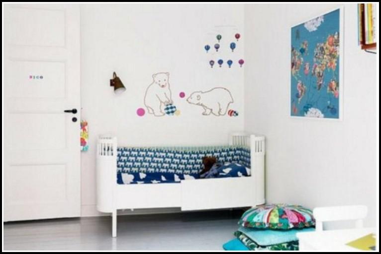 Dekoideen Kinderzimmer Basteln