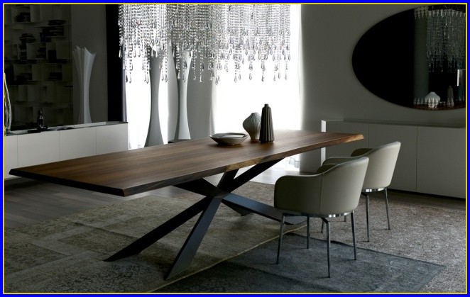 Design Holztisch Esstisch Nolan