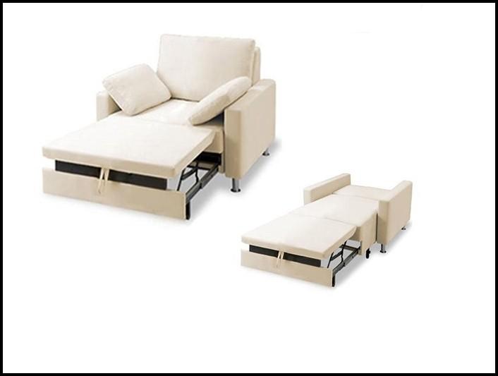 Design Sessel Mit Bettfunktion