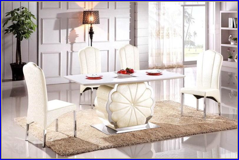 Designer Esstisch Stühle