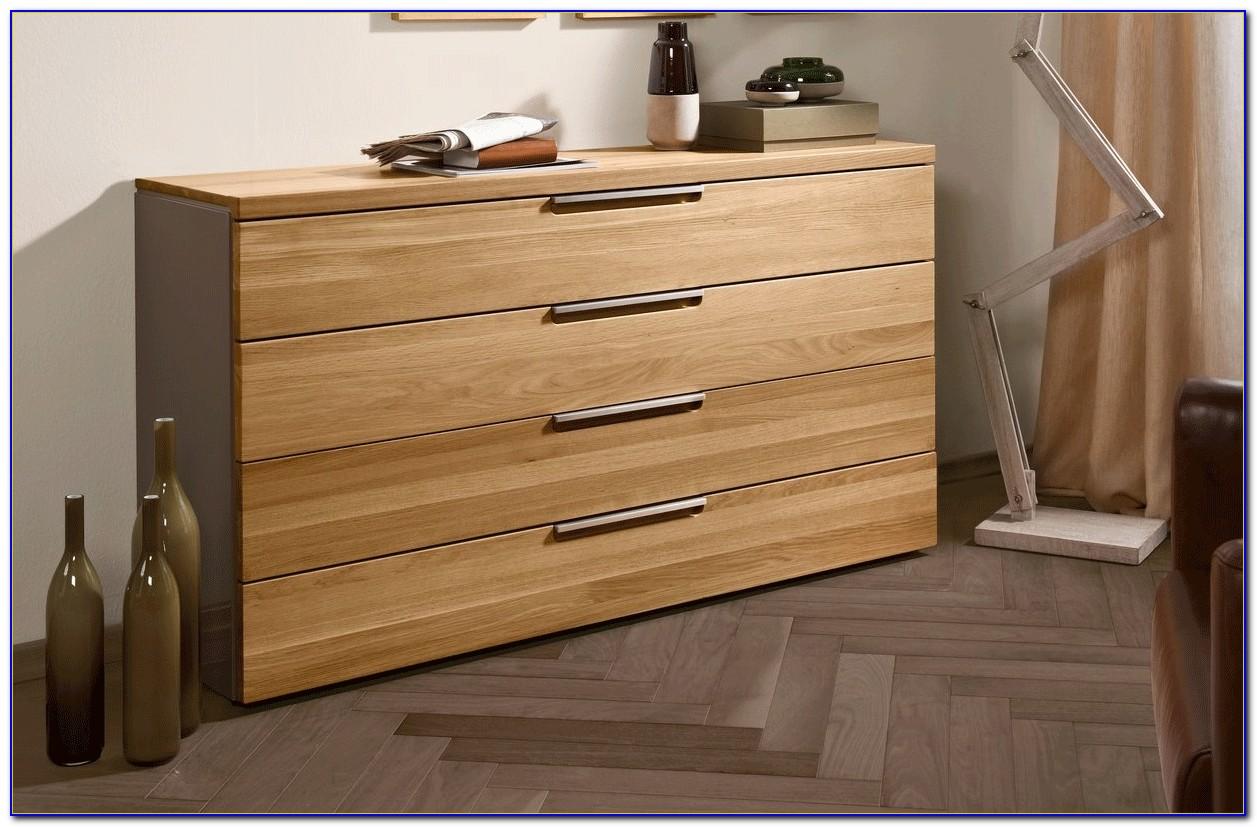 Designer Kommode Holz