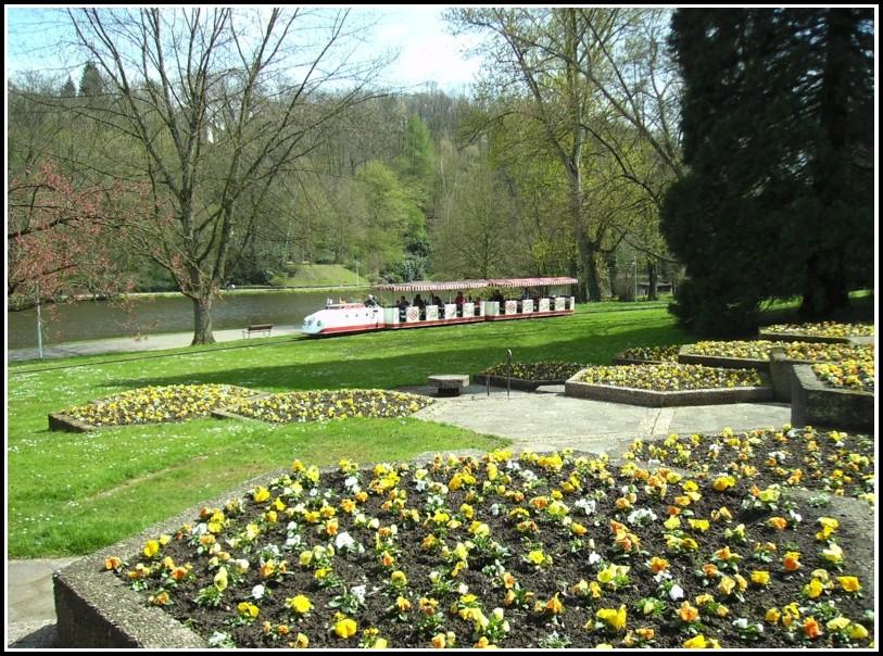Deutsch Französischer Garten Saarbrücken Seilbahn