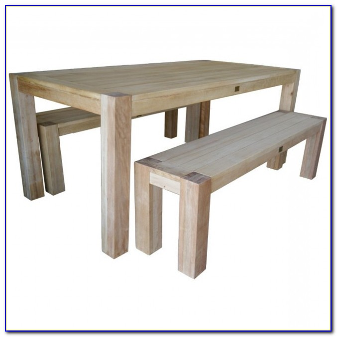 Dining Table With Bench Seats Australia